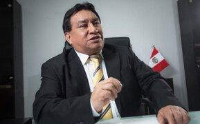 José Luna Gávez: Fiscalía solicita que congresista retorne a arresto domiciliario
