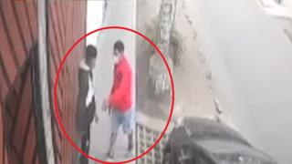 SJL: menor se enfrentó a ladrón armado y evitó el robo de su celular