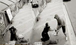 Nueva modalidad delincuencial: adulto mayor finge infarto para robar