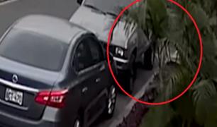 La Molina: hombre sufre robo de su camioneta en una calle de Urbanización Camacho