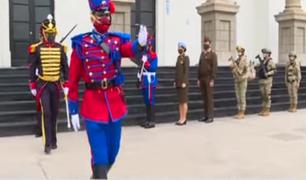 Evolución histórica de los uniformes del Ejército del Perú