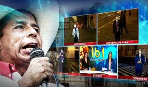Fiestas Patrias: Panamericana Televisión inicia cobertura especial por el Bicentenario