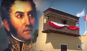 La ruta del libertador José de San Martín en Huaura