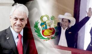 Sebastián Piñera acompañará al presidente Castillo a juramentación en Ayacucho