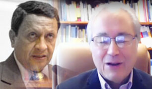"""Walter Albán: """"Roger Nájar generaría un gran rechazo en la ciudadanía"""""""