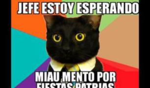 FOTOS: las redes celebran el Bicentenario con divertidos memes