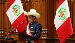 """Presidente Castillo: """"Si un proyecto minero no tiene rentabilidad social, simplemente no va"""""""