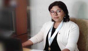 """Ministra Betsy Chávez: """"Confiamos en obtener el voto de confianza"""""""