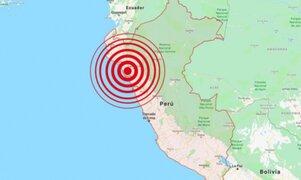 La Libertad: tres sismos de regular intensidad remecieron Trujillo esta noche