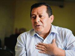 Eduardo Salhuana confirmó que la bancada de APP respaldará moción contra Íber Maraví
