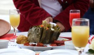 ¡Atención! Cuide su digestión y evite las combinaciones de grasas durante Fiestas Patrias