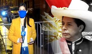 Pedro Castillo viajará en horas de la mañana a Ayacucho