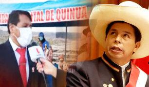 Así espera Ayacucho la llegada de Pedro Castillo para juramentación en la Pampa de la Quinua