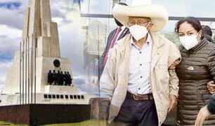 SJL: Padres de Pedro Castillo viajarán para juramentación en la Pampa de la Quinua