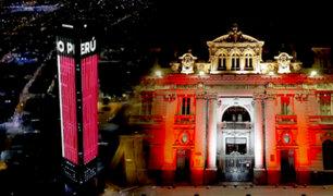 Por el Bicentenario: importantes monumentos del mundo brillaron con los colores patrios