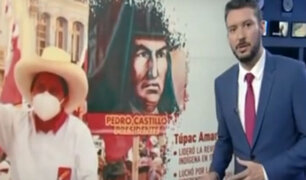 Así informó la prensa extranjera sobre la investidura de Pedro Castillo