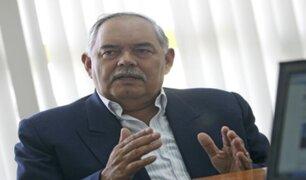 """Congresista Jorge Montoya: """"Tenemos que limpiar el gabinete"""""""