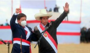 Congresistas rechazan a Guido Bellido en la PCM