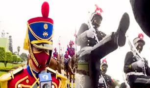 Cuartel General de San Borja realizará desfile por Fiestas Patrias