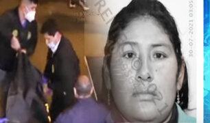 Hallan cadáver de una mujer enterrado en una vivienda de VMT