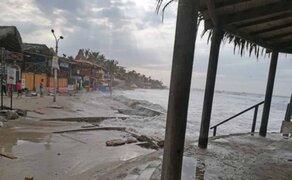 Marina de Guerra descarta alerta de tsunami en litoral peruano tras fuerte sismo en Piura