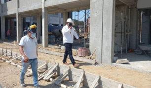 """Alcalde de Sullana asegura que """"no hay pérdidas humanas"""" tras sismo de magnitud 6.1"""