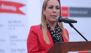 ¿Por qué allanaron vivienda de la presidenta ejecutiva de EsSalud?