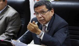 """Cevallos sobre Consejo de Ministros: """"Estamos a la espera de que se nos convoque nuevamente"""""""