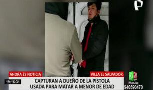 VES: capturan a dueño del arma utilizada para matar a adolescente de 16 años