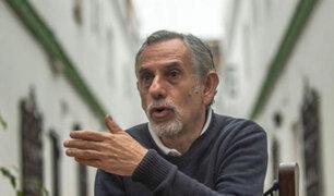 """Francke: """"En el Perú se paga apenas la mitad de impuesto a la renta de lo que se debería"""""""