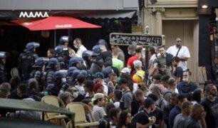 Francia: más de 200 mil personas protestan contra medidas anticovid de presidente Macron