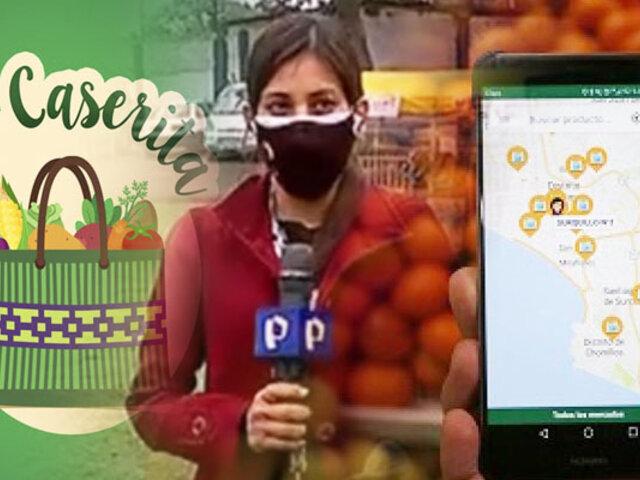 Con este aplicativo conocerás los precios de los alimentos de los mercados y supermercados