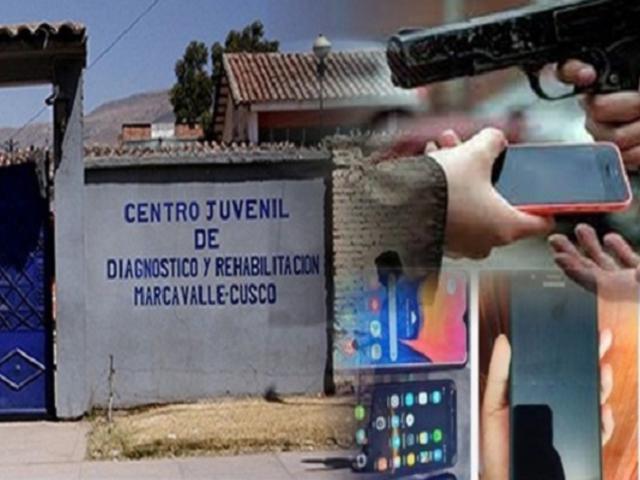 Investigan a menores por robos a mano armada cometidos a ciudadanos de Puerto Maldonado