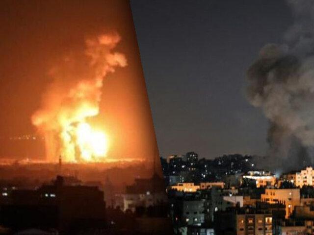 Israel reanuda bombardeos contra la Franja de Gaza