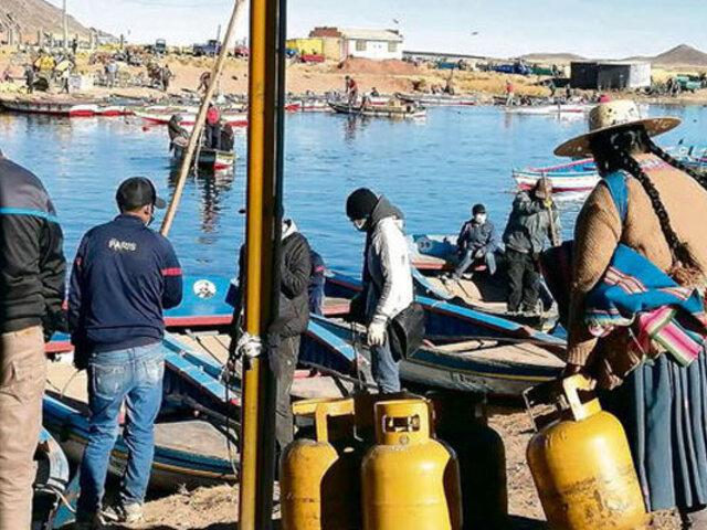 Puneños prefieren comprar gas boliviano de contrabando por ser mucho más barato