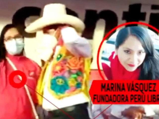 """Marina: pieza clave en el engranaje de """"Los Dinámicos del Centro"""""""