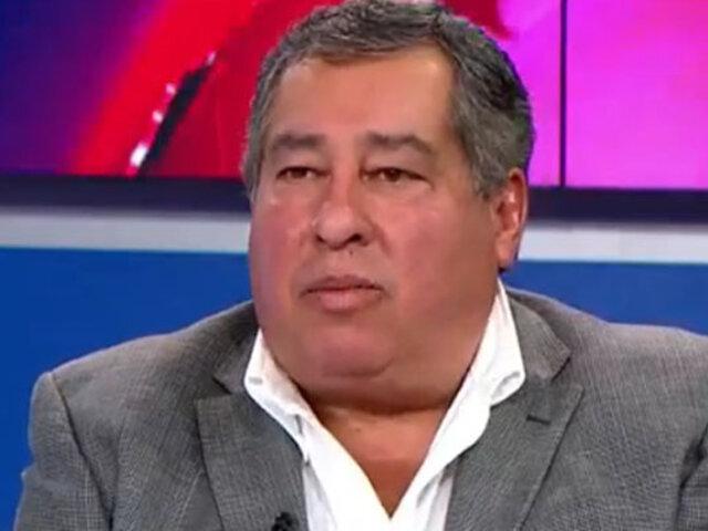 """Quiroga: """"La reforma de la Constitución en estas condiciones se hace para perpetuarse en el poder"""""""