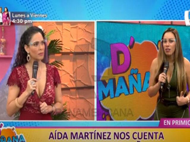 Picantitas del Espectáculo: Aída Martínez responde a críticas por asistir a reunión con su menor hija