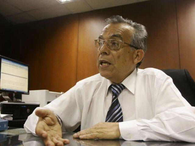 Aníbal Torres asegura que esta noche gabinete ministerial jurará en Gran Teatro Nacional