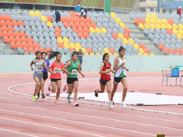 Perú está listo para el inicio del Campeonato Sudamericano de Atletismo U20
