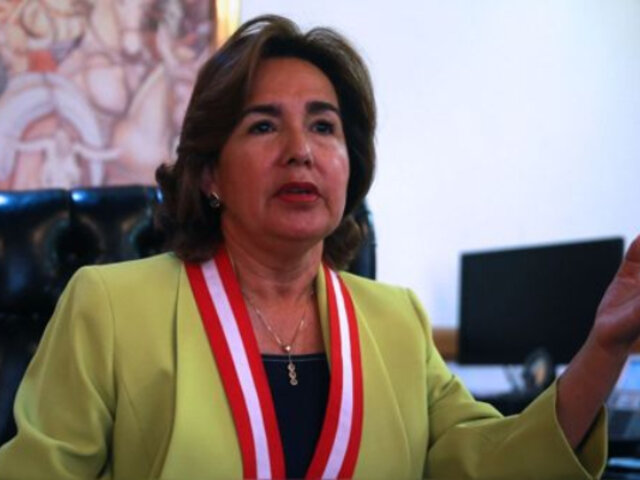Pedro Castillo se reunió con presidenta del Poder Judicial
