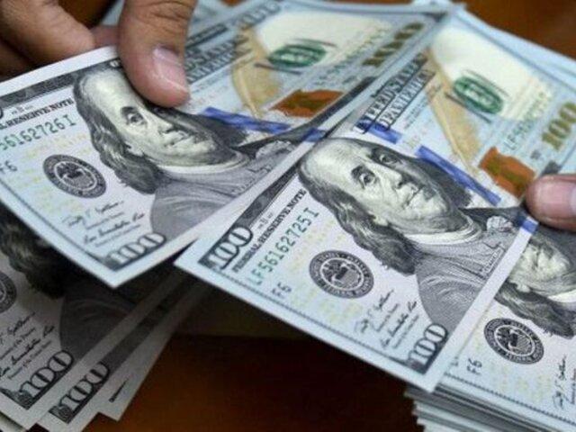 Jirón Ocoña: dólar continúa en alza en diversas casas de cambio