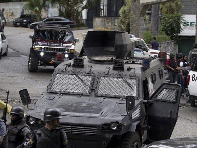Terror en Venezuela: 24 horas seguidas de tiroteos en la Cota 905 deja muertos y varios heridos