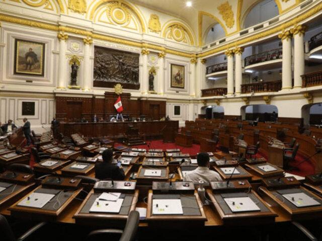 Diálogo para la Mesa Directiva del Congreso de la República se entrampa