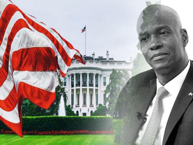 Haití solicita la intervención de tropas estadounidense por crisis política y social