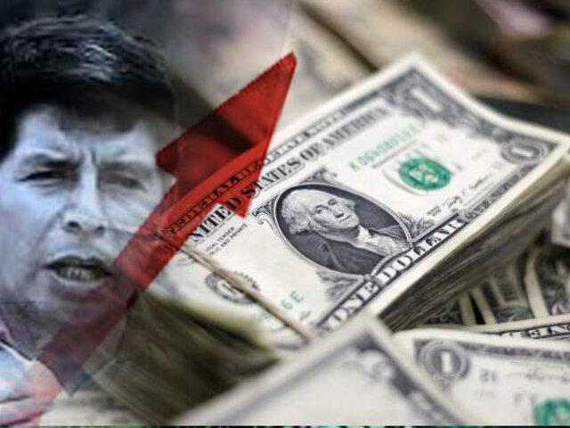 El dólar nuestro de cada día: suben los precios y Castillo no define ningún rumbo económico