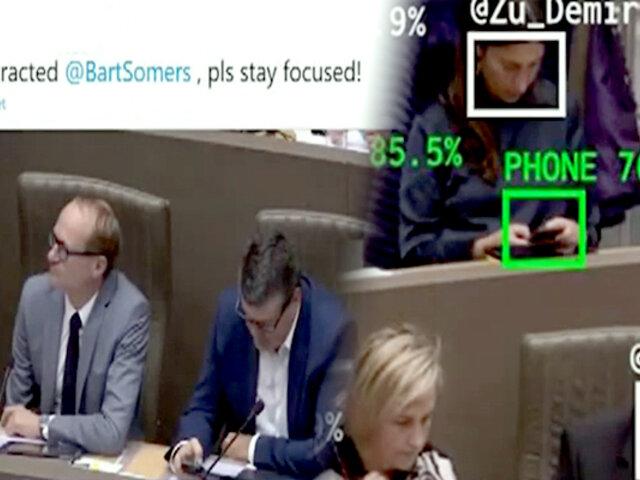 Moderno software vigilará labor de los parlamentarios en Bélgica