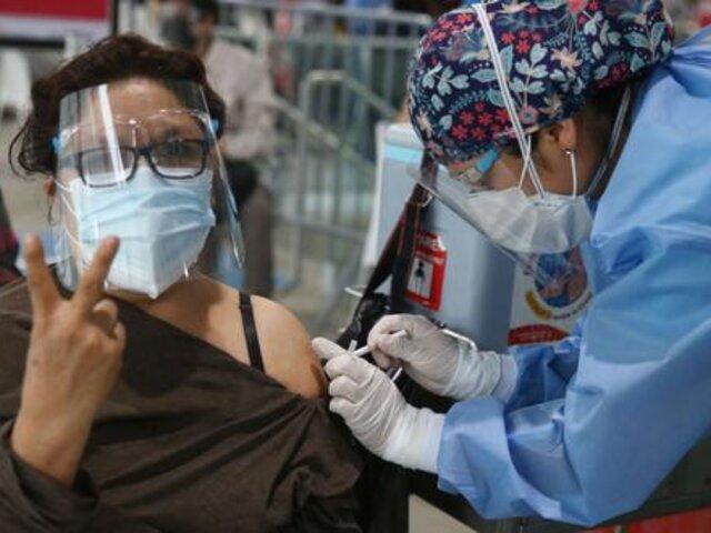 Minsa anuncia realización de 'vacunatones' en Loreto, Piura, Junín y Arequipa