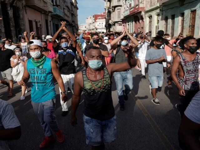 Cuba autorizó a viajeros libre importación de medicinas, alimentos y productos de aseo