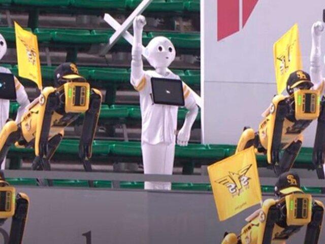 Japón: robots reemplazarán al público en Juegos Olímpicos de Tokio